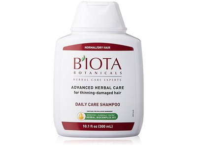 Biota Botanicals Advanced Herbal Care Daily Care Shampoo, 10.1 fl oz