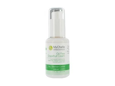 MyChelle by Oil Free Grapefruit Cream (Oily/Blemish Control) Cream Step 5