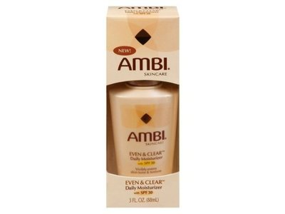 Ambi® Skincare Even & Clear™ Daily Moisturizer, SPF 30, 3 fl oz - Image 1