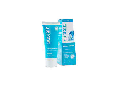 Sustain Personal Lubricant- Unscented