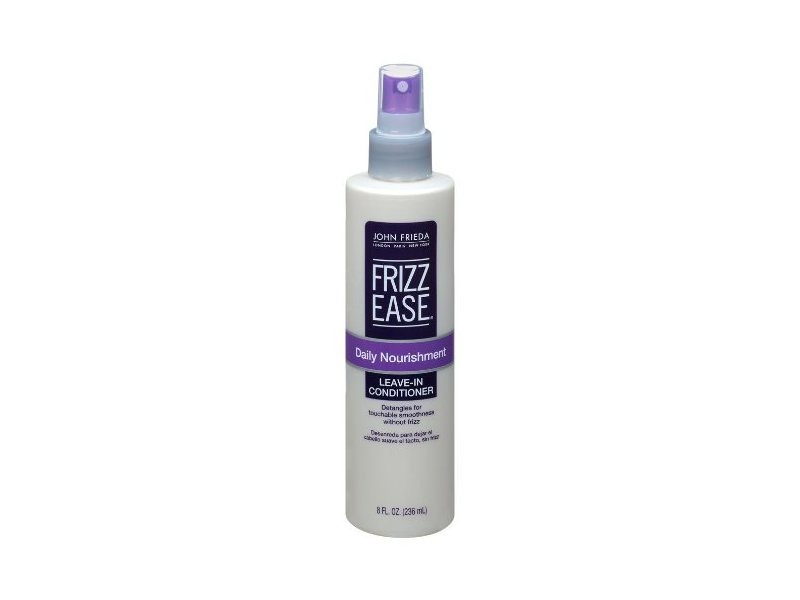 John Frieda Frizz-ease Daily Nourishment Leave-in Conditioning Spray, John Frieda