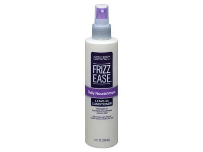 John Frieda Frizz-ease Daily Nourishment Leave-in Conditioning Spray, John Frieda - Image 1