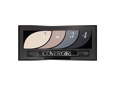 CoverGirl Eyeshadow Quads, Stunning Smokey 715, 0.06 Ounce - Image 4