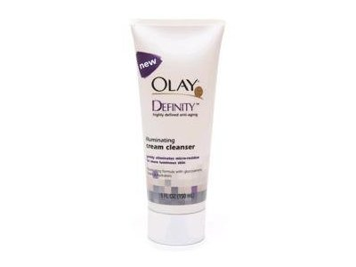 Olay Definity Illuminating Cream Cleanser-5 Oz (Pack of 2) - Image 1