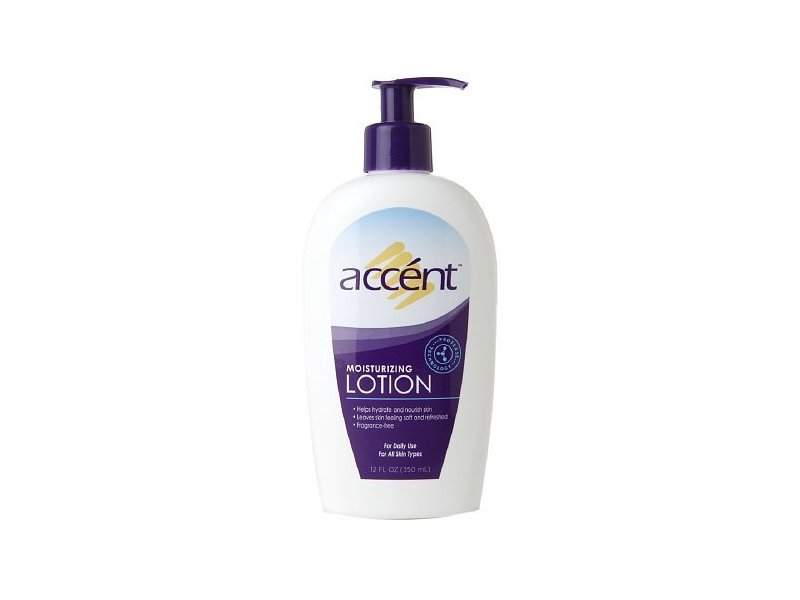 Accent Moisturizing Lotion