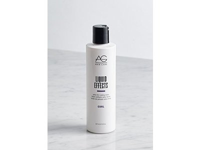 AG Hair Care Liquid Effects Extra-Firm Styling Lotion, 8 fl oz