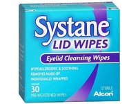 Systane Lid Wipes Eyelid Cleansing Wipes, Alcon Laboratories, Inc. - Image 2
