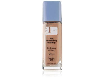 Almay Line Smoothing Liquid Makeup For Dry Skin - All Shades, Revlon - Image 5