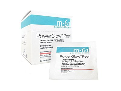 M-61 Power Glow Peel, Size 30 Treatments
