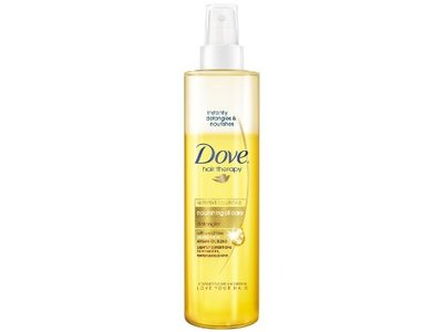 Dove Hair Therapy Nourishing Oil Care Detangler, 6.1 fl oz - Image 1