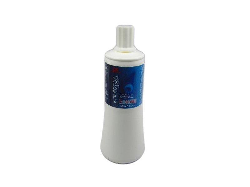 Wella Koleston Perfect 20 Vol. 6% Creme Developer, 33.8 fl oz