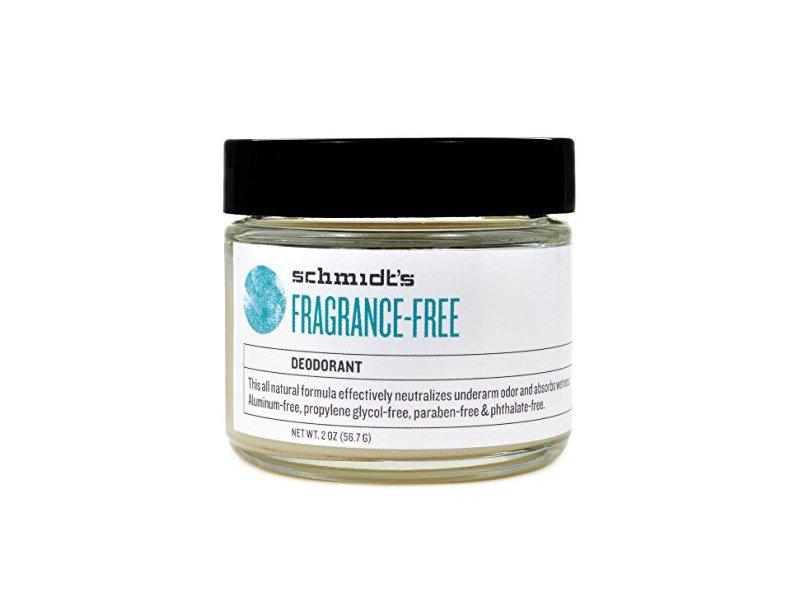schmidt 39 s natural deodorant fragrance free ingredients and reviews. Black Bedroom Furniture Sets. Home Design Ideas