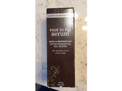 f2e6a780409 doTERRA Salon Essentials Root to Tip Serum 30 mL Ingredients and Reviews