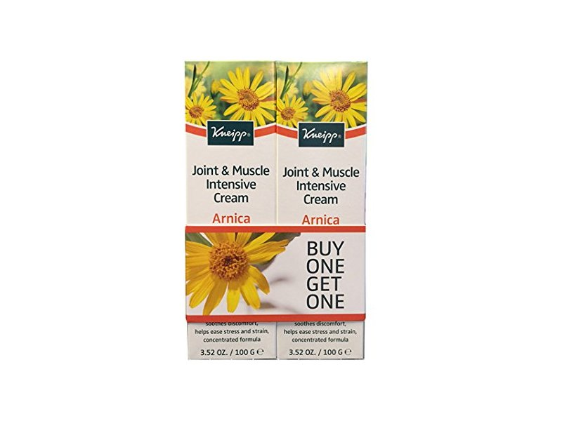Kneipp Joint & Muscle Intensive Cream, Arnica