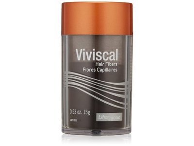 Viviscal Hair Filler Fibers Blonde Ingredients And Reviews