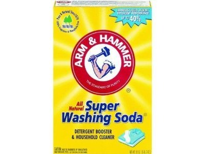 Arm & Hammer Super Washing Soda, 55 oz (Pkg of 5)