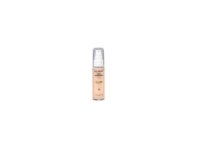 Almay Clear Complexion Liquid Makeup For Oily Skin - All shades, Revlon