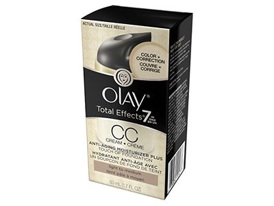 Olay Total Effects 7-in-1 Anti-Aging UV Moisturizer Plus Touch of Foundation, Procter & Gamble - Image 18