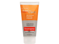 Neutrogena Rapid Clear Oil-control Foaming Cleanser, Johnson & Johnson - Image 2