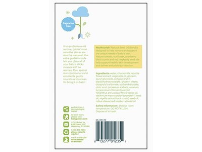 Babyganics Hand & Face Wipes, Fragrance Free, 30 Count (Pack of 4, 120 Total Wipes) - Image 3