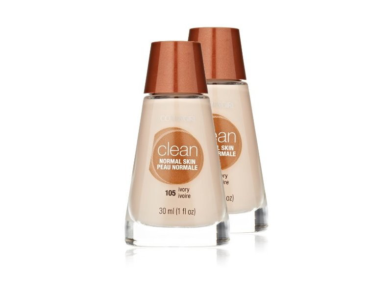 CoverGirl Clean Fragrance Free Liquid Make-up-all Colors, Procter & Gamble