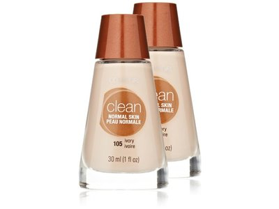 CoverGirl Clean Fragrance Free Liquid Make-up-all Colors, Procter & Gamble - Image 1
