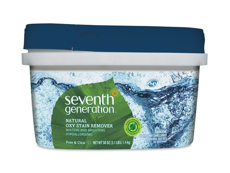 Seventh Generation Natural Oxy Stain Remover