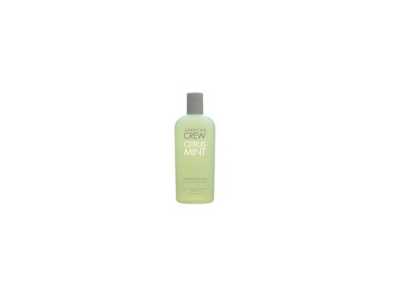 American Crew Citrus Mint Moisturizing Body Wash