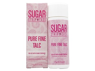 Sugar Strip Ease Pure Fine Talc 75g - Image 1