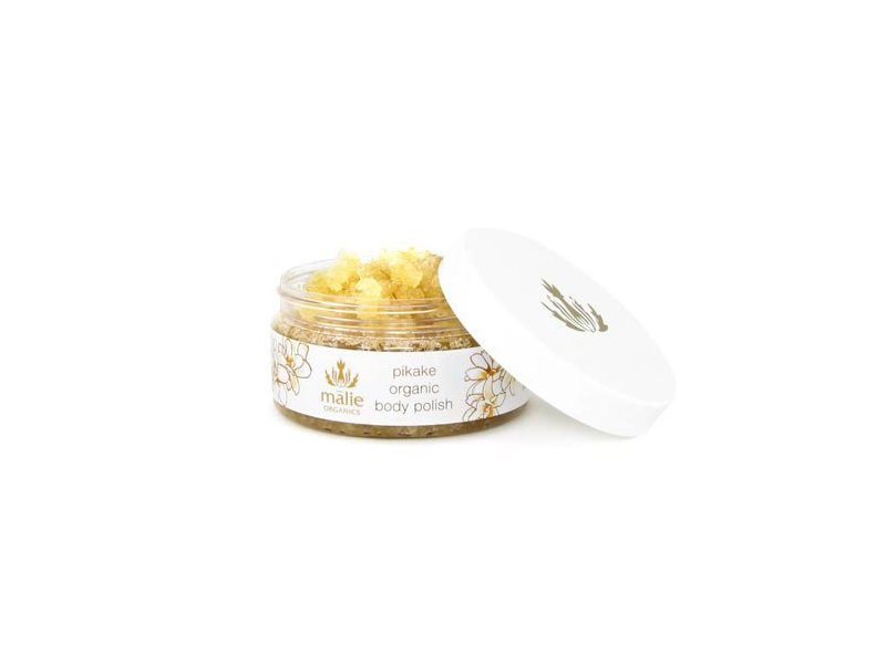 Malie Organics Body Polish - Pikake, 8 Oz