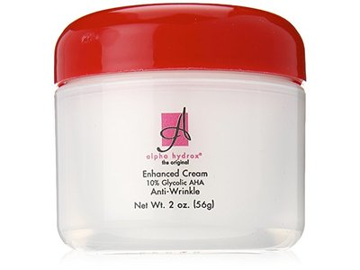 Alpha Hydrox AHA Enhanced Creme, Anti-Wrinkle Exfoliant - 2 oz