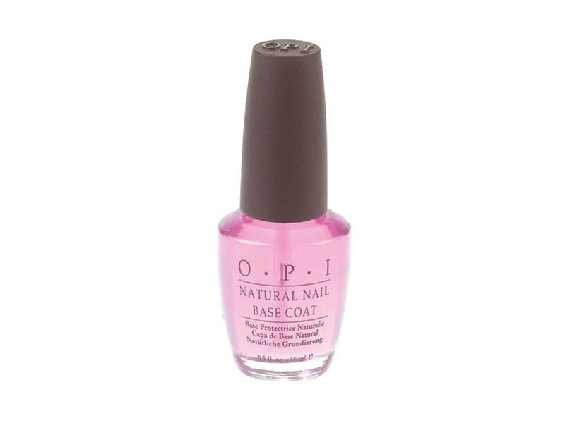 OPI Natural Nail Base Coat, 0.5 fl oz Ingredients and Reviews