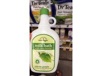 Bath Shoppe Milk Bath with Shea Butter, White Tea & Jasmine, 28 fl oz - Image 3