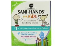 Sani-Hands Kids Instant Hand Sanitizer Wipes, 24 Count - Image 5