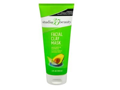 Studio 35 Facial Clay Mask Avocado & Oatmeal