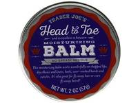 Trader Joe's Head to Toe Moisturizing Balm and Beard Balm, 2.0 oz - Image 2