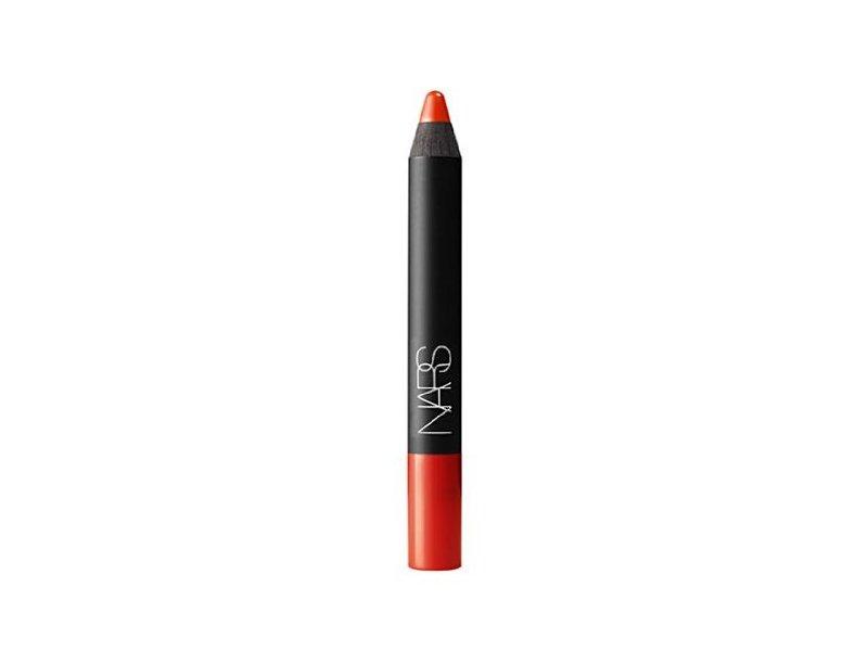 NARS Velvet Matte Lip Pencil, Red Square