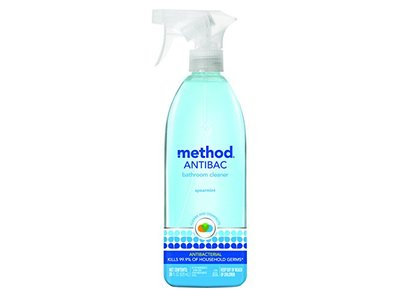 Method brand allergy free rated skin products and ingredients for Method bathroom cleaner ingredients