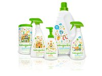 Babyganics Foaming Dish and Bottle Soap Refill, Fragrance Free, 32oz Bottle (Pack of 2) - Image 4
