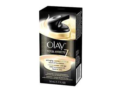 Olay Total Effects 7-in-1 Anti-Aging UV Moisturizer Plus Touch of Foundation, Procter & Gamble - Image 12