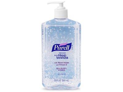 Purell Advanced Hand Sanitizer, 20 fl. oz. (Case of 12)