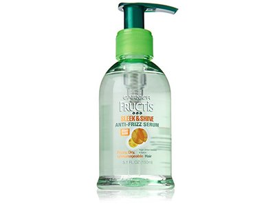 Garnier Hair Care Fructis Sleek and Shine Anti-frizz Serum, 5.1 Fluid Ounce
