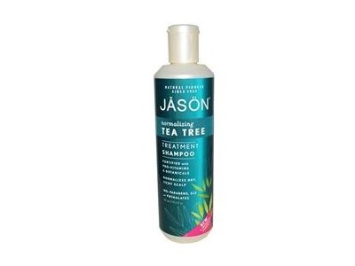 Jason Natural Cosmetics Tea Tree Oil Shampoo, 18 oz