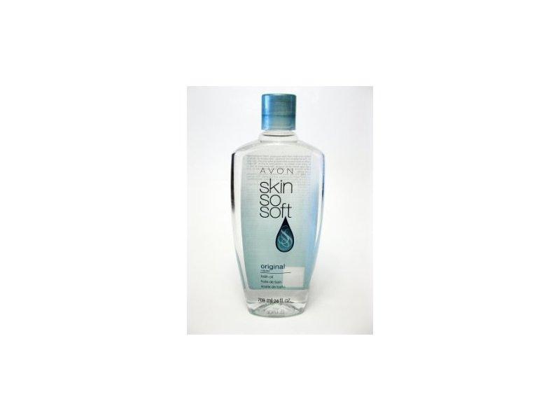 Avon Skin So Soft Original Bath Oil, 24 fl oz