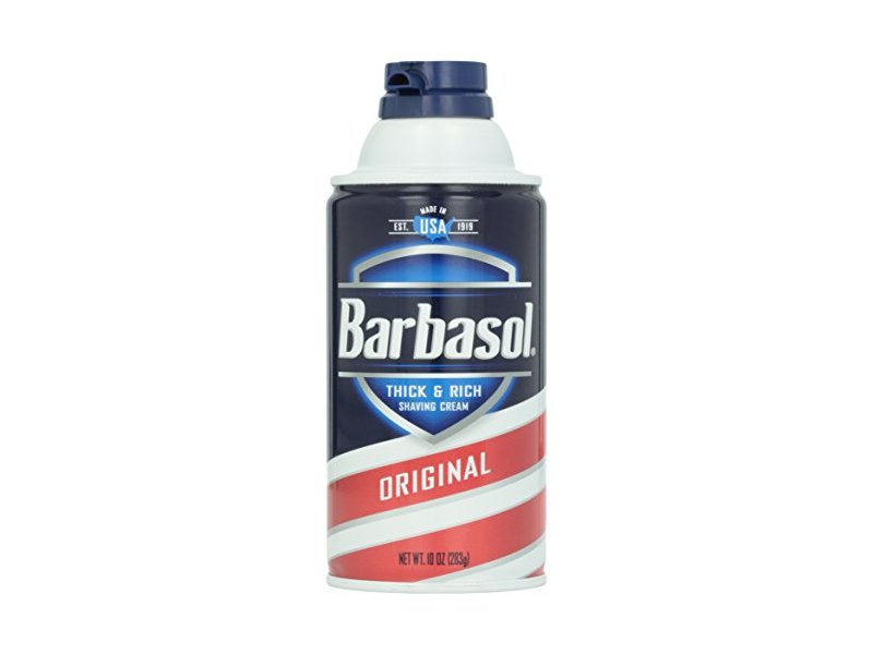 Barbasol Shaving Cream, Original, 10 oz