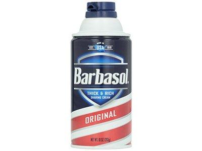 Barbasol Shaving Cream, Original, 10 oz