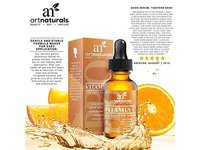 ArtNaturals Enhanced Vitamin C Serum with Hyaluronic Acid - Image 3