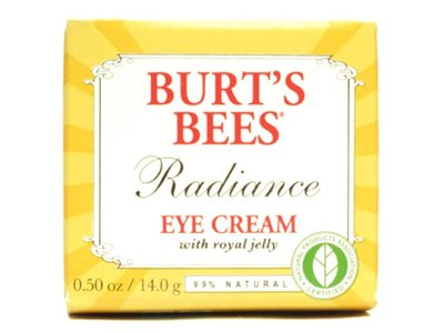 Burt's Bees Radiance Eye Cream - Image 1