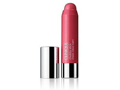 Clinique Chubby Stick Cheek Color Balm for Women, Roly Poly Rosy, 0.21 Ounce