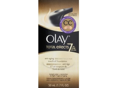 Olay Total Effects 7-in-1 Anti-Aging UV Moisturizer Plus Touch of Foundation, Procter & Gamble - Image 5
